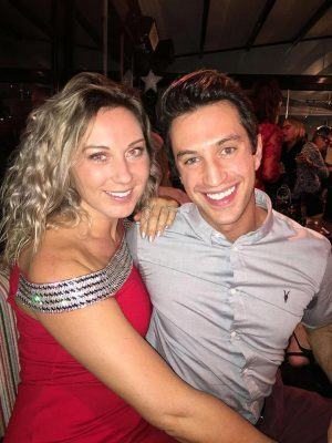 Kirsty was celebrating a pal's birthday with fiance Matthew Hurst when she was subjected to a sickening assault