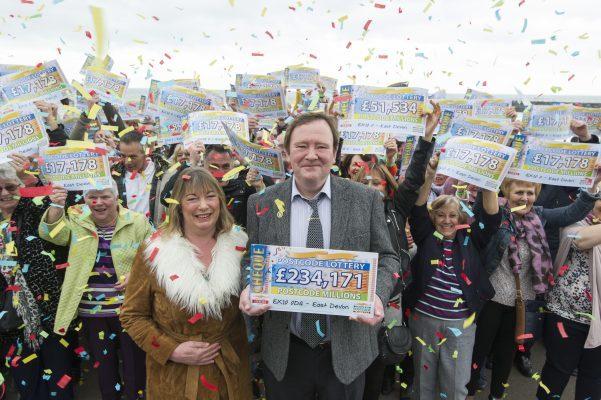 Last month's winners from east Devon