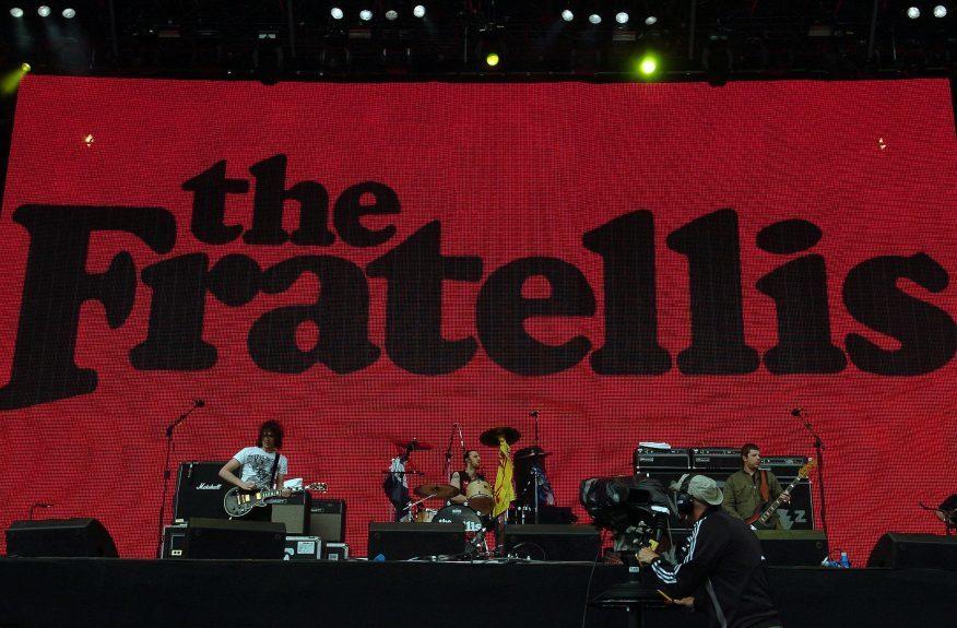 T in the Park festival 2008 - Scotland