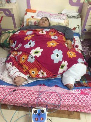 World's heaviest woman Eman Ahmed Abd El Aty 2