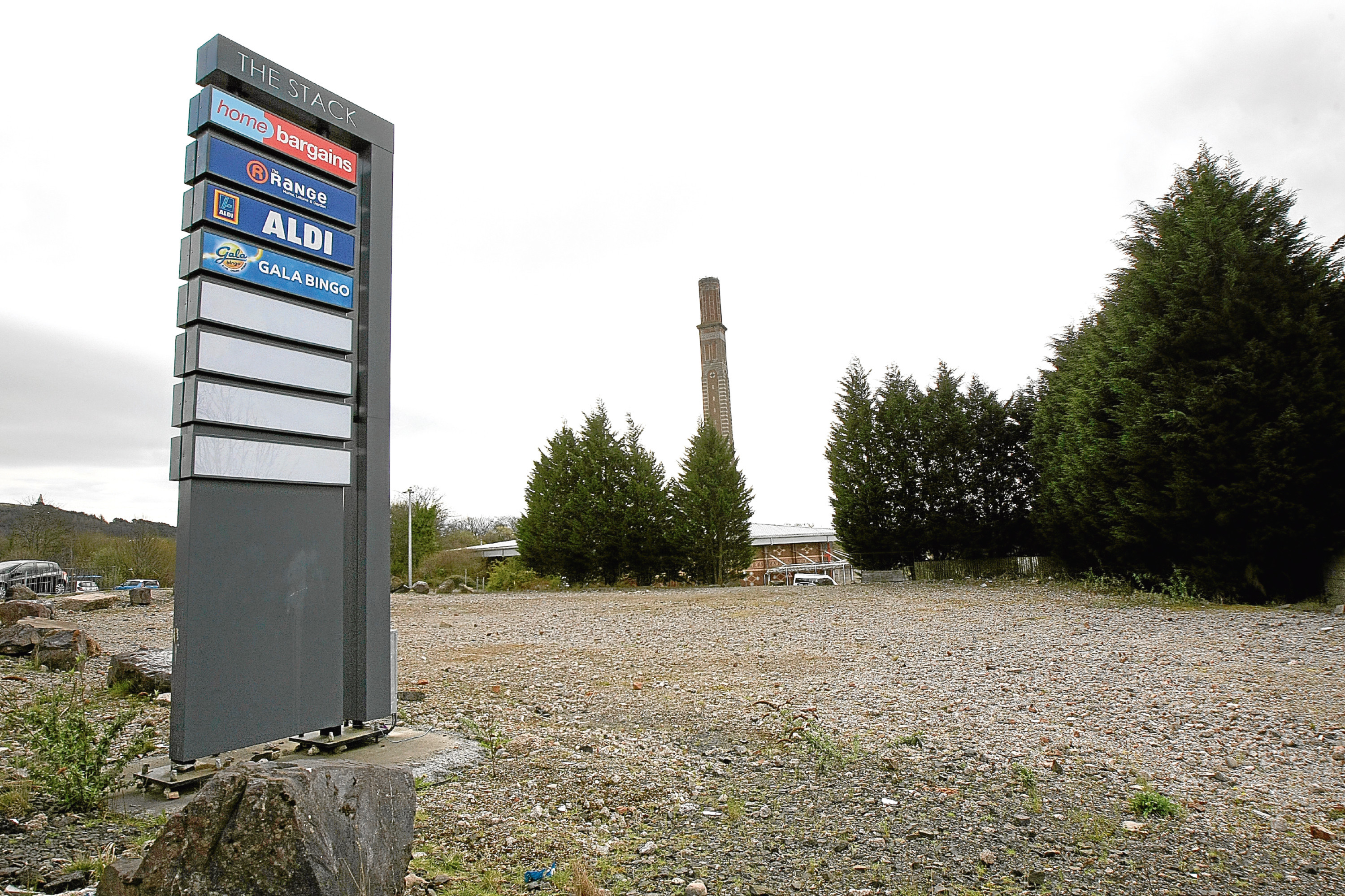 Plans have been lodged for a drive-thru eatery at The Stack Leisure Park.
