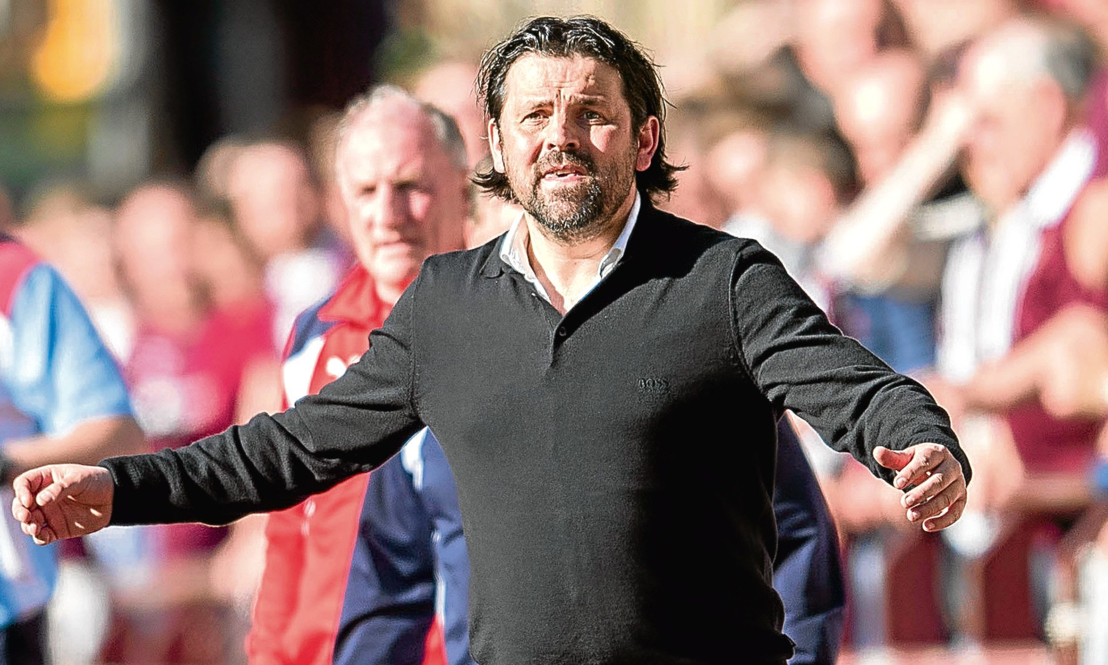Paul Hartley has seen his side lose six games on the bounce