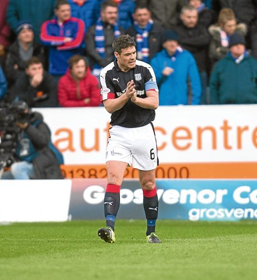 Skipper O'Dea expects a 'scrap' with Hamilton