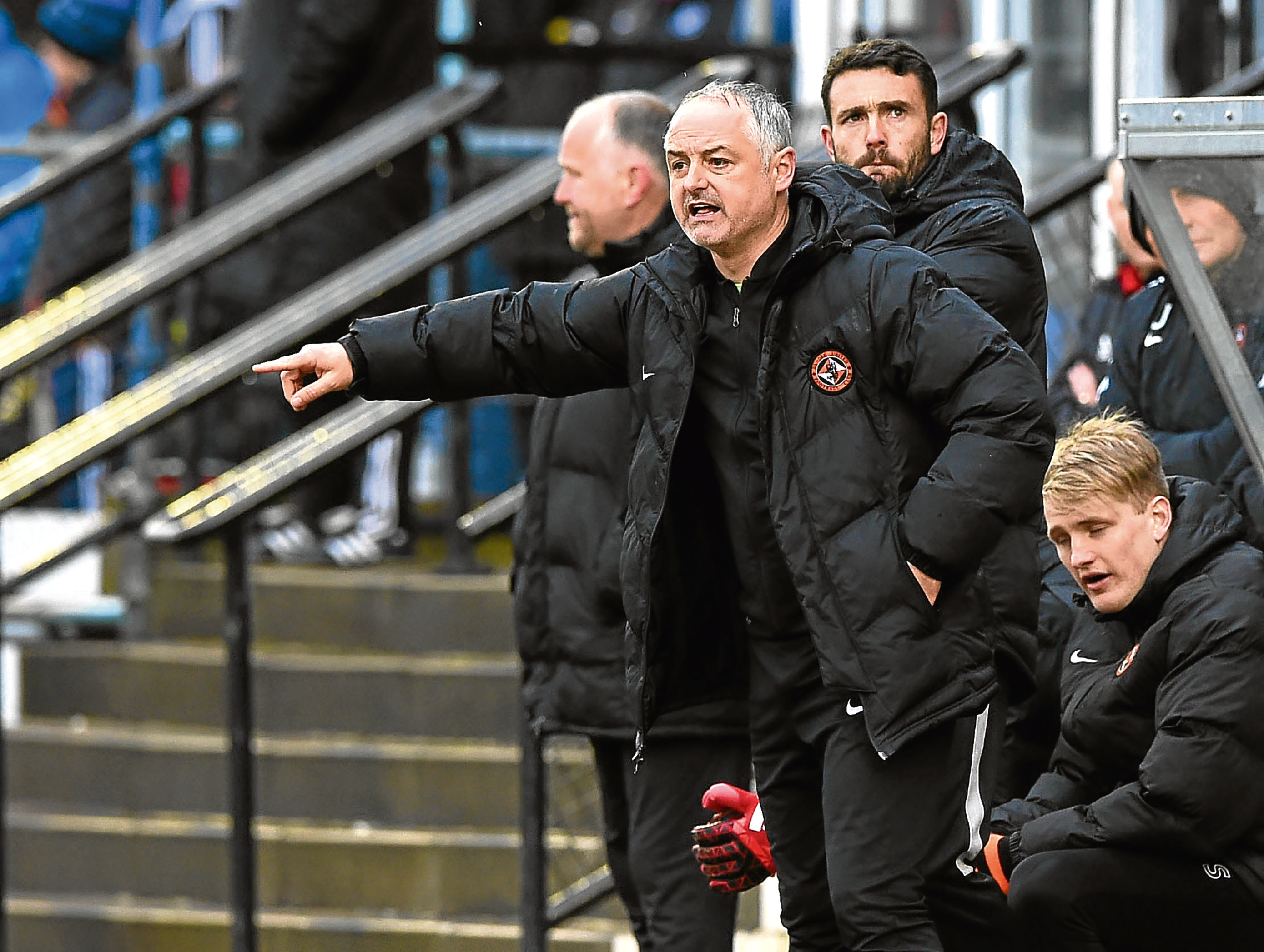 Ray McKinnon's side missed a glorious opportunity to wrangle second from the clutches of Falkirk.
