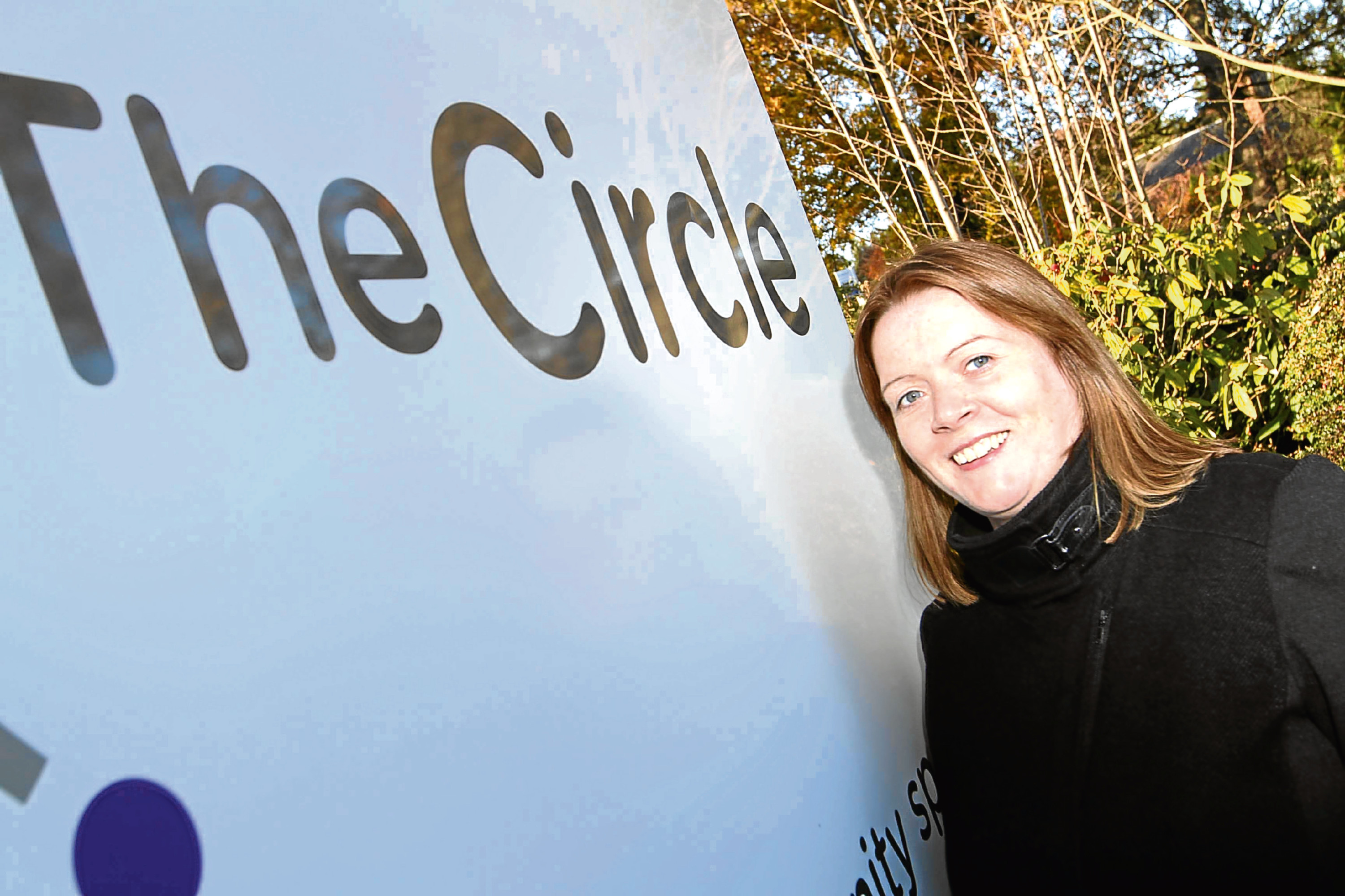 Kirsty Thomson, founder and CEO of The Circle