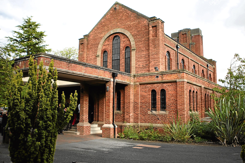 Dundee Crematorium