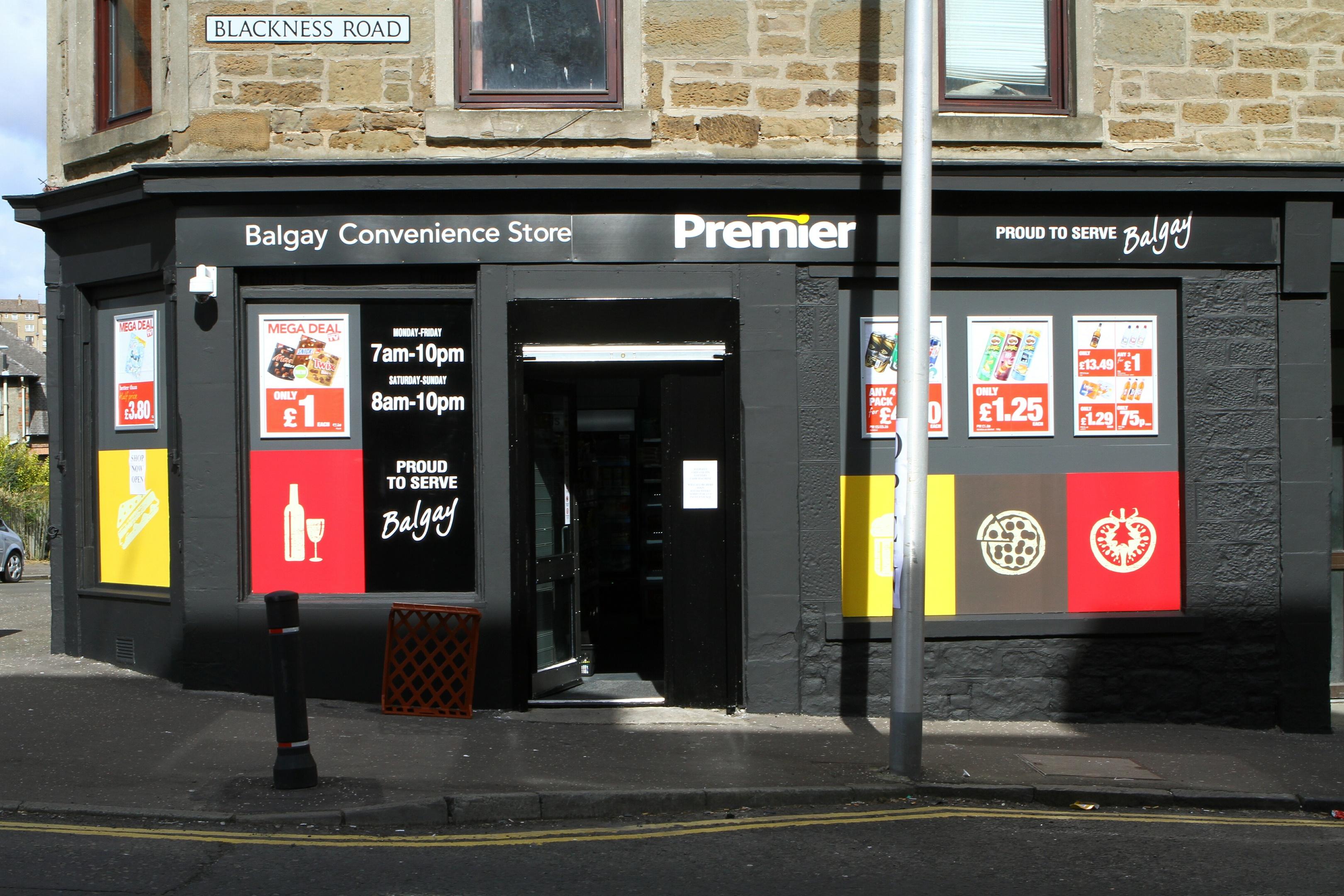The Blackness Road shop
