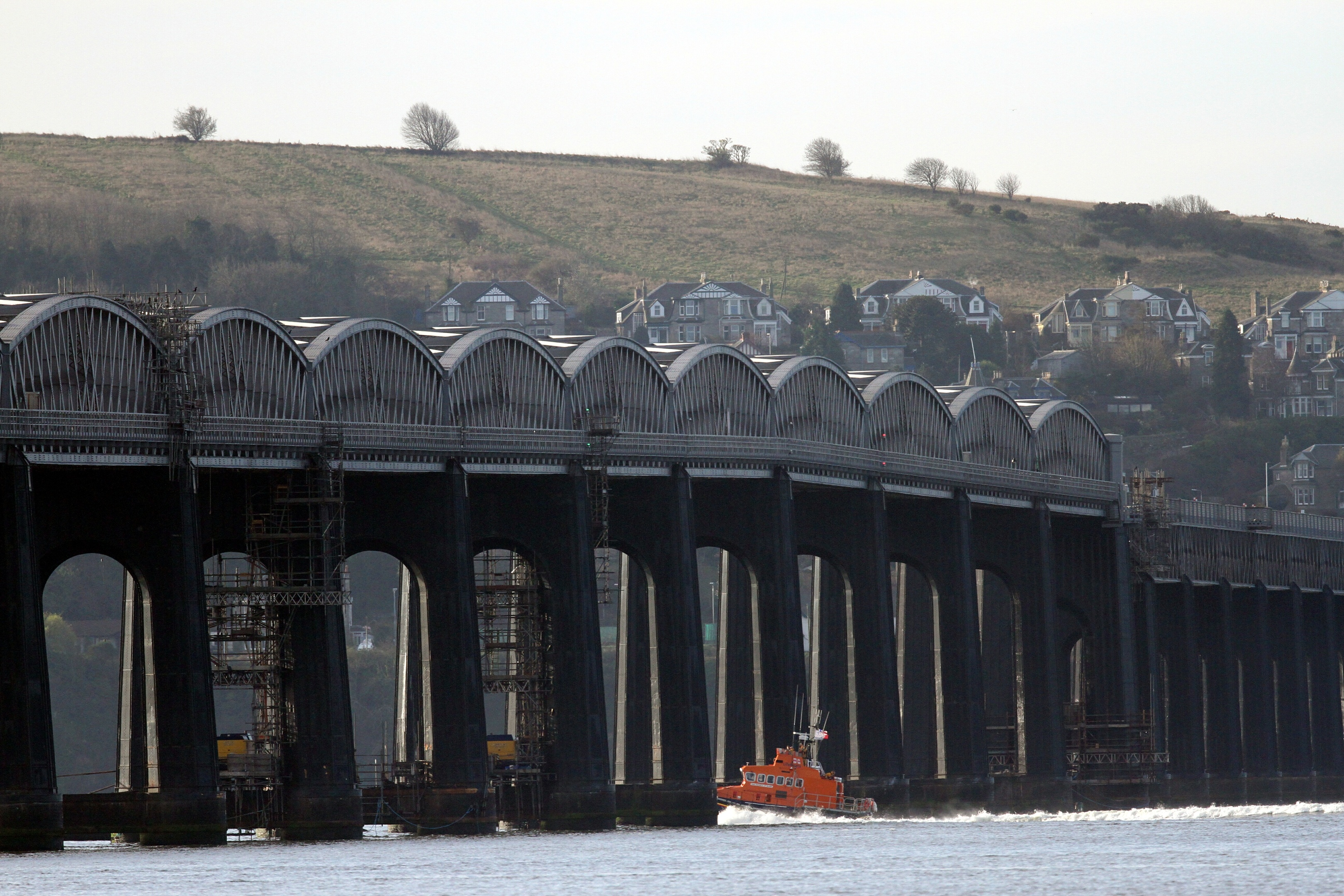 The Tay Bridge (library picture)