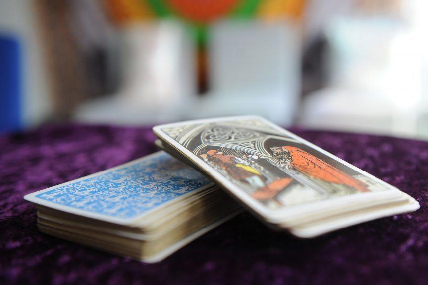 Billy's tarot cards