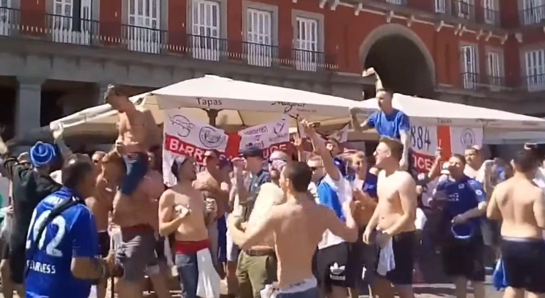 (source: You Tube - Same stadium, same fans, same passion)