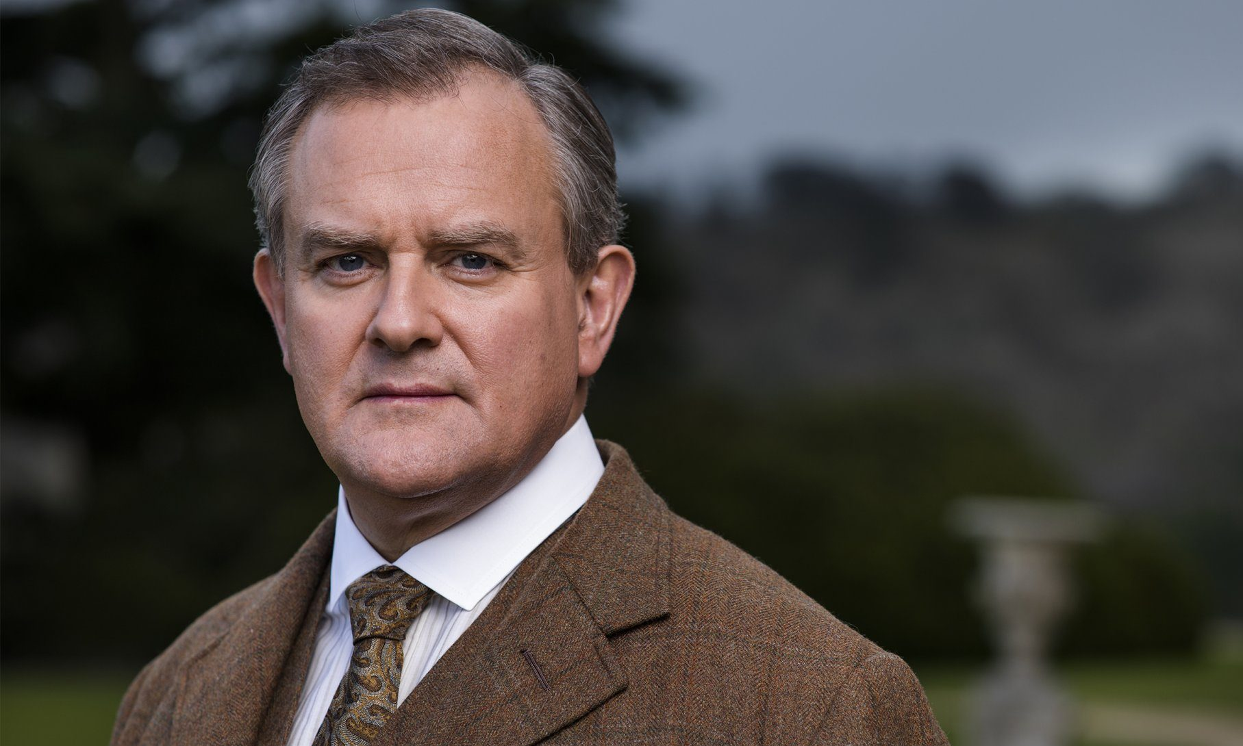 Downton Abbey's Lord Grantham