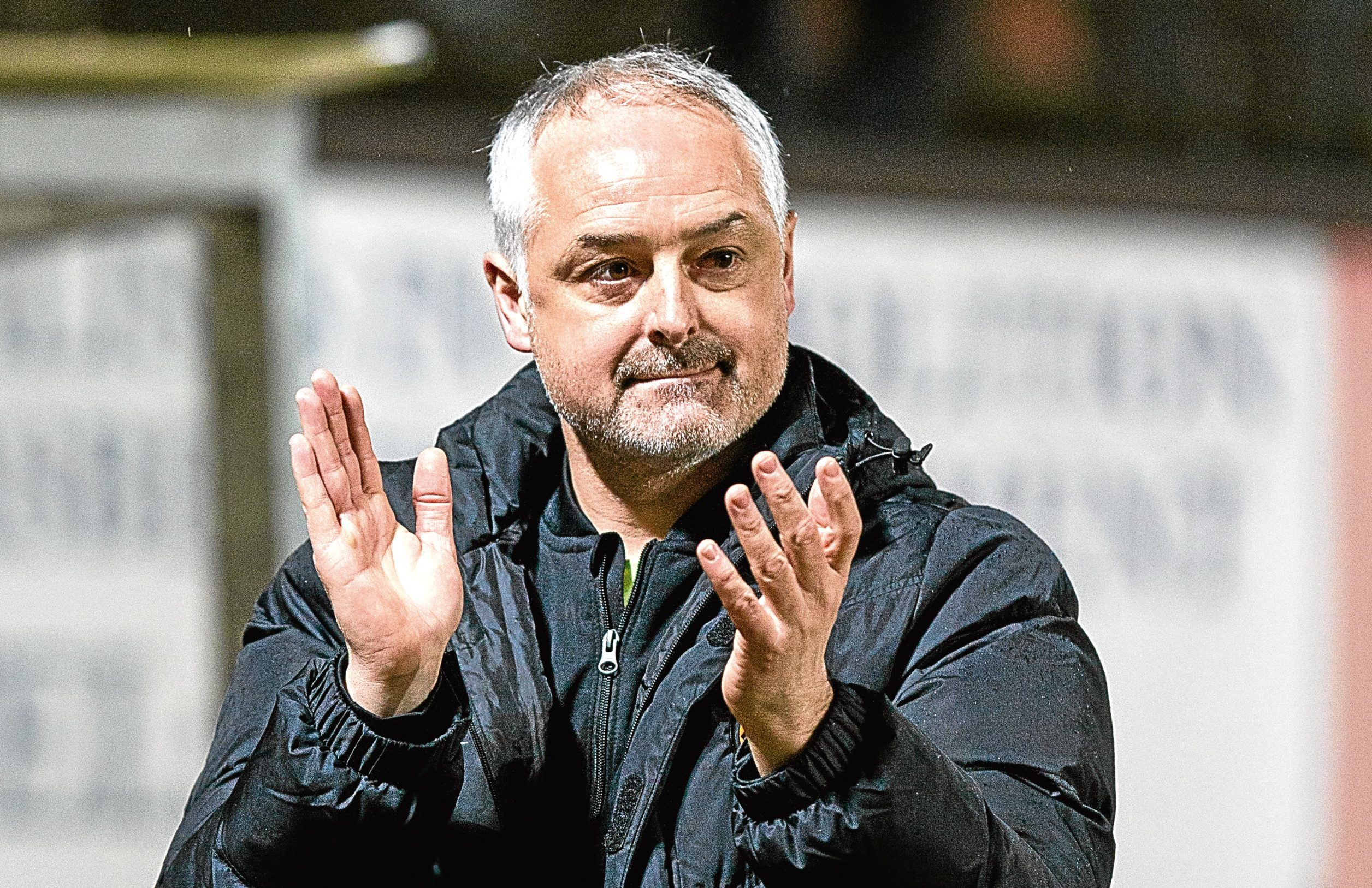 Ray McKinnon backs his side to thrive if they convert more of what they create.