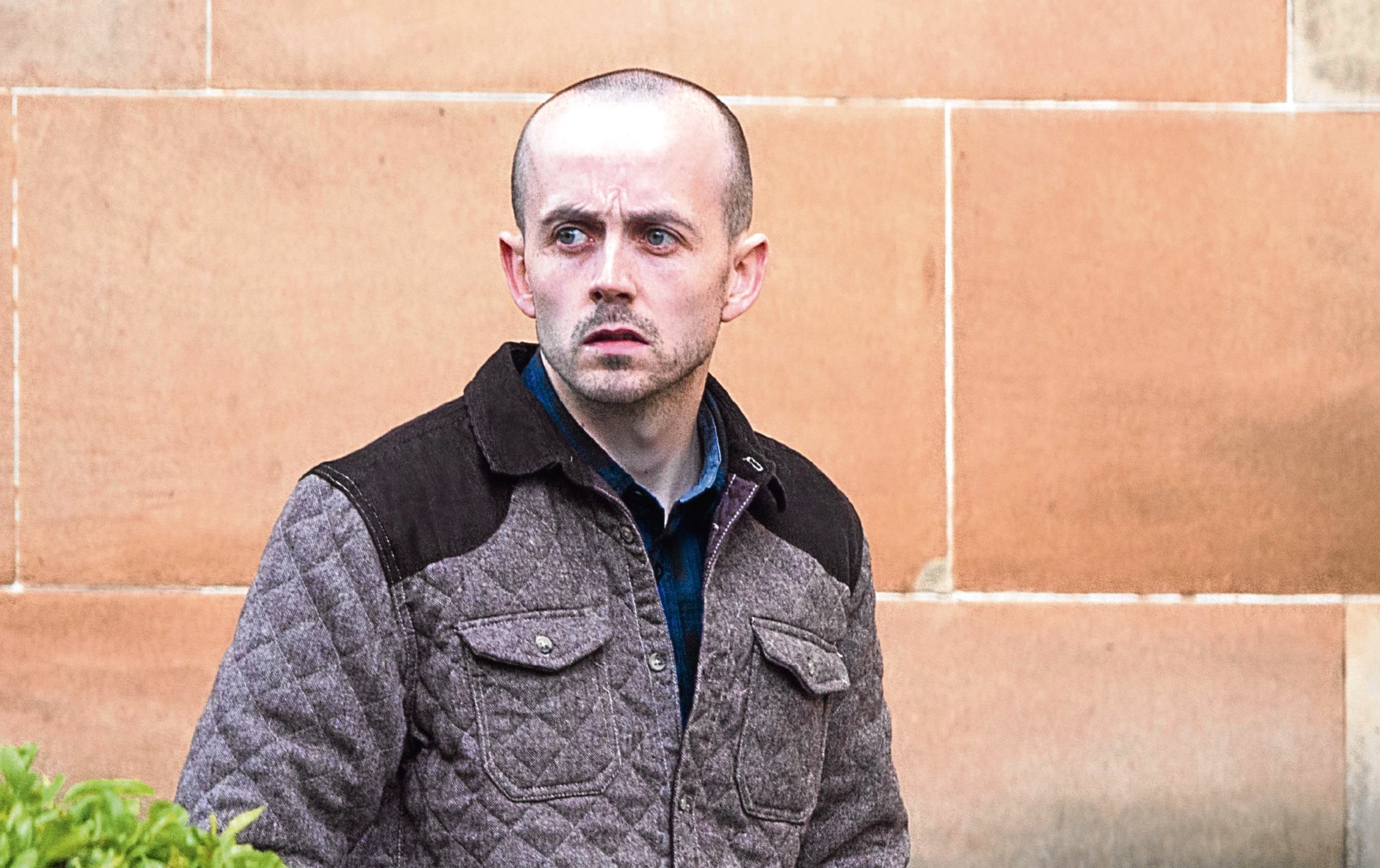 Richard Muir at Dundee Sheriff Court