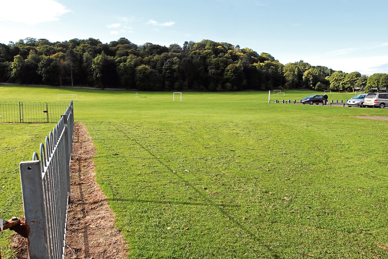 Lochee Park.