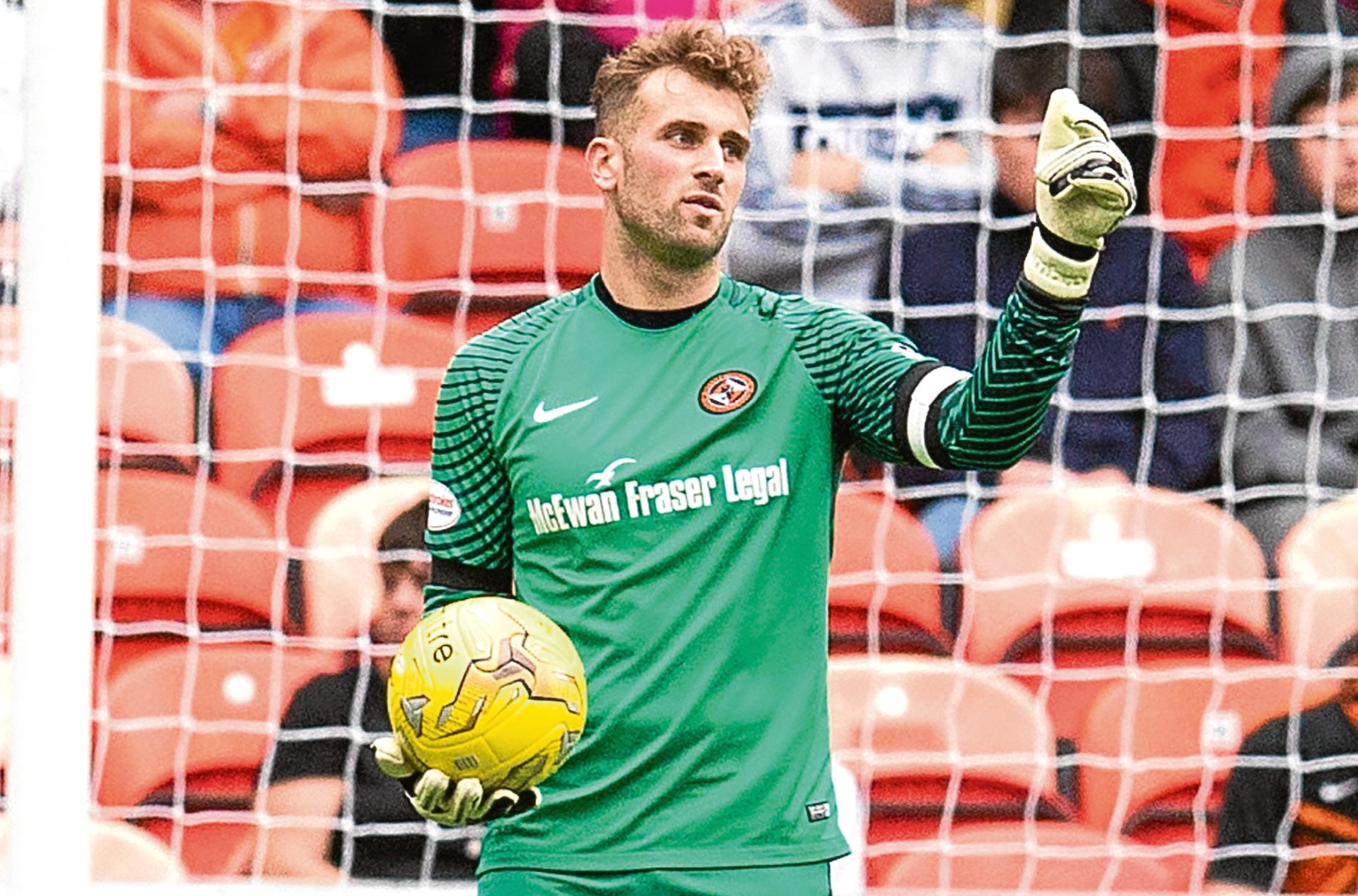 Cammy Bell is confident of overcoming the play-offs this time round with Dundee United.