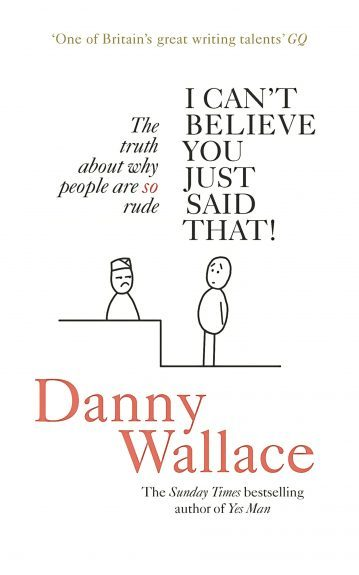 The cover of Danny's new book