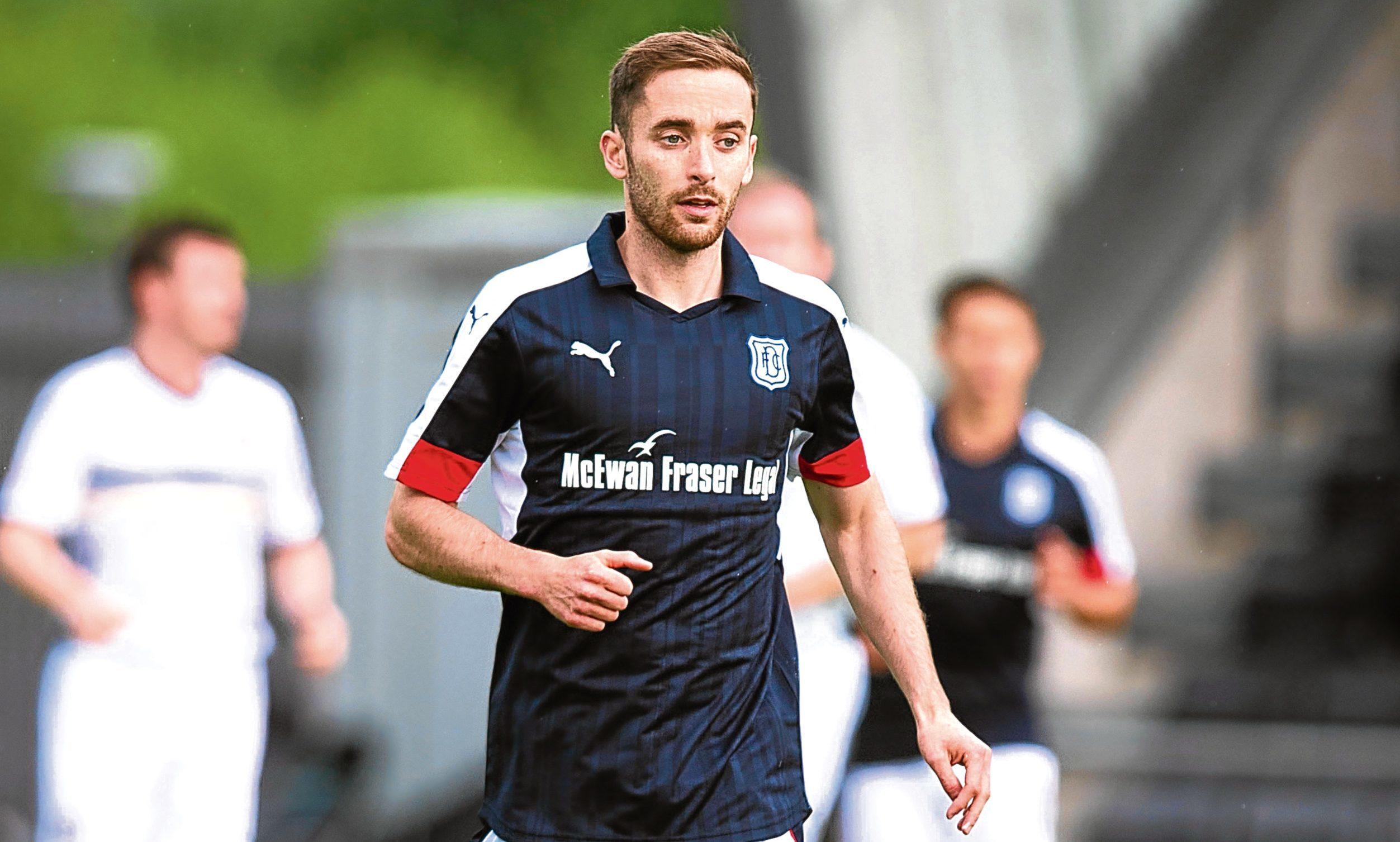 Dundee's Nick Ross