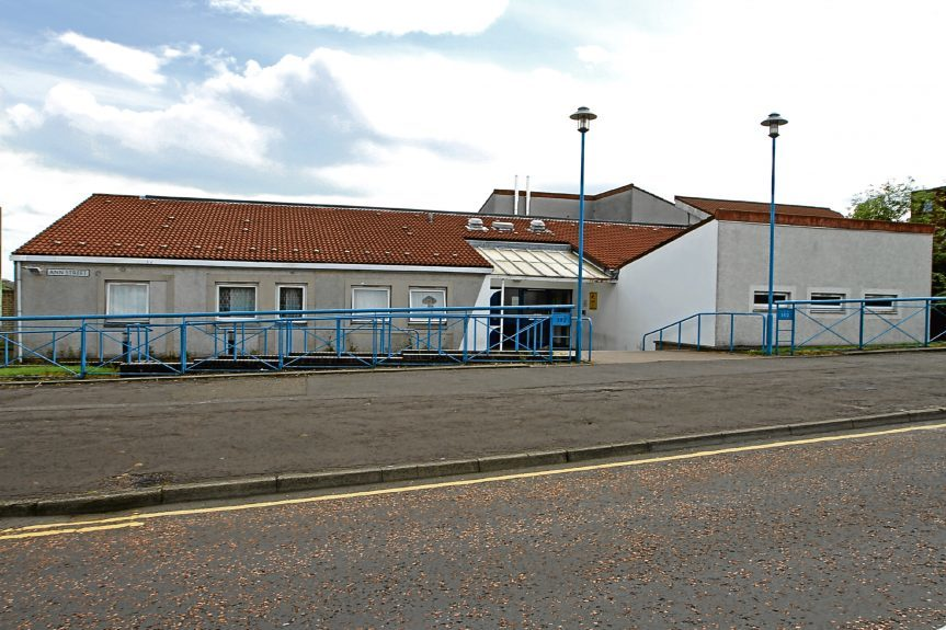 The Lily Walker Centre in Ann Street, where John has been living.