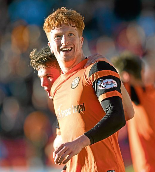 Simon Murray picked up a knock but should be fit for Thursday.