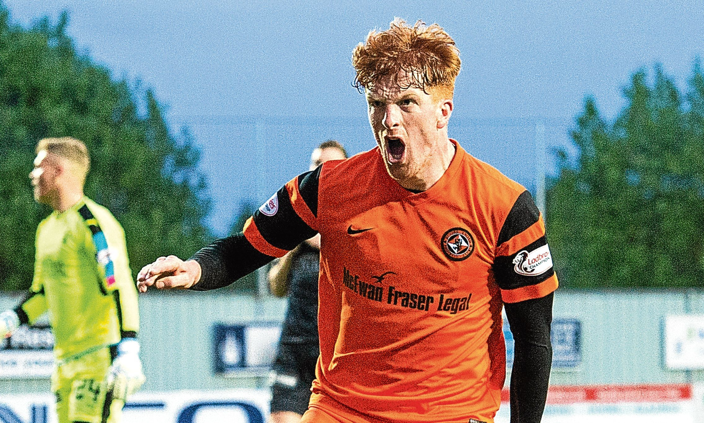 Simon Murray has played a key role in United reaching the play-offs