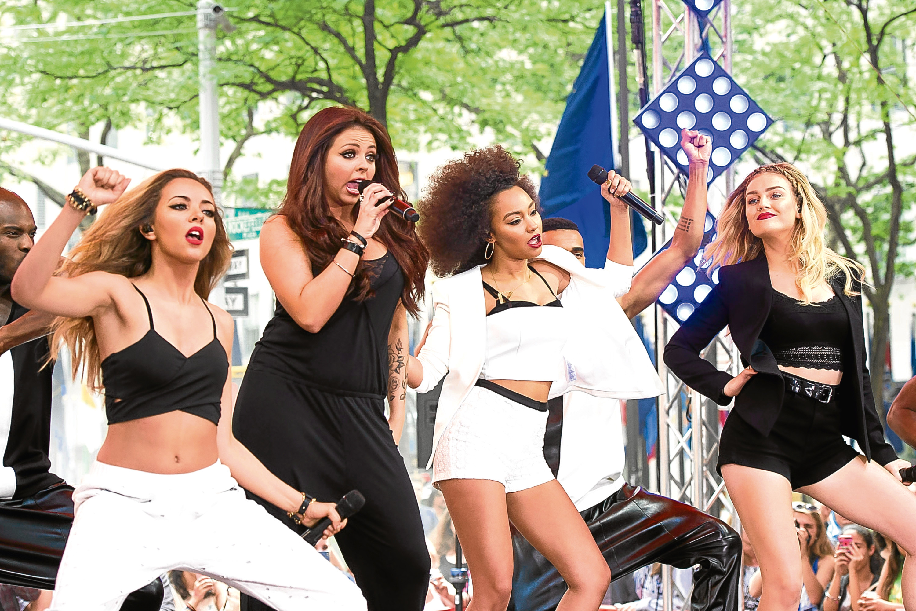 Little Mix will soon perform in Dundee
