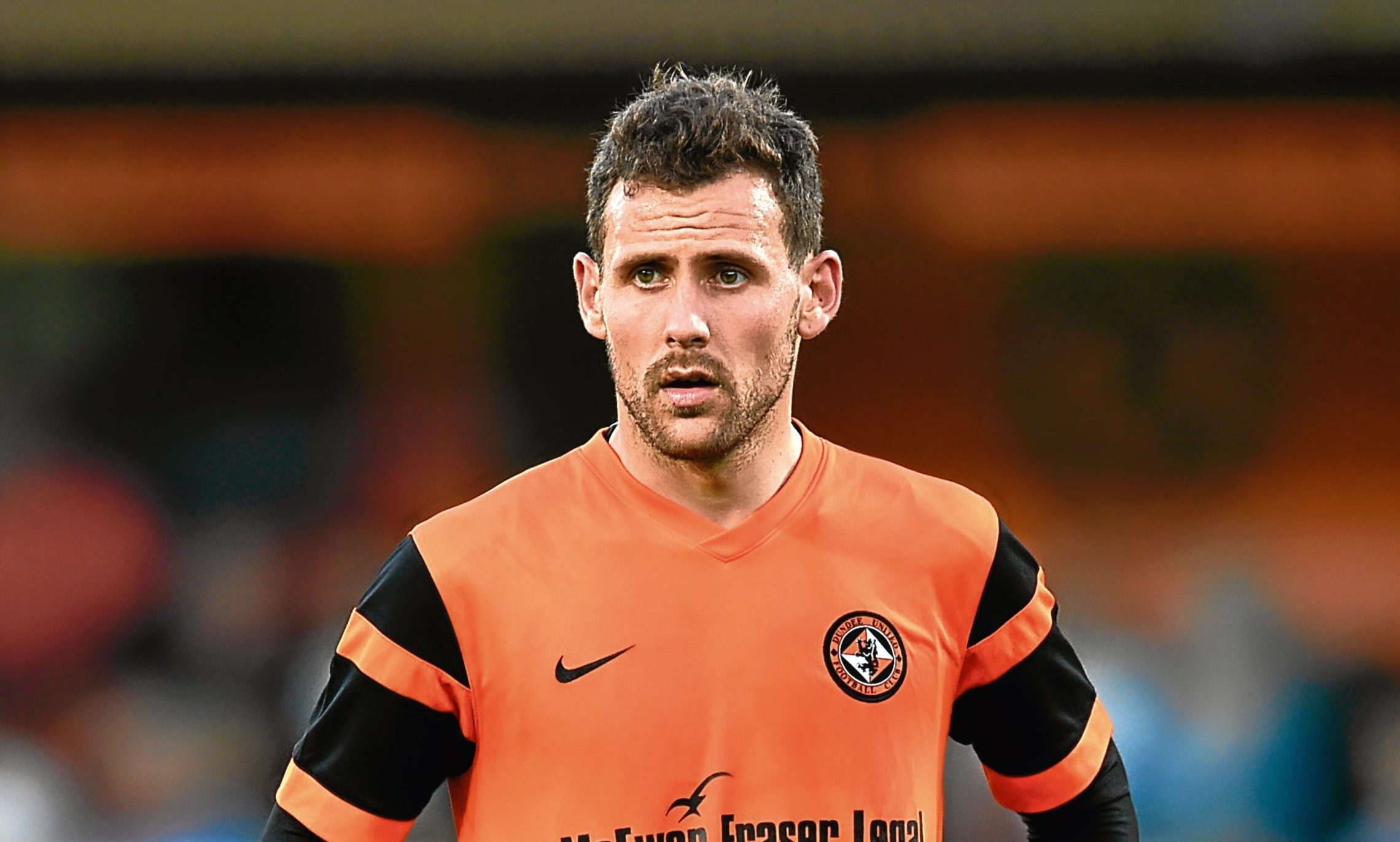 Tony Andreu has been a fan favourite this term, and backs Utd to go up next season.