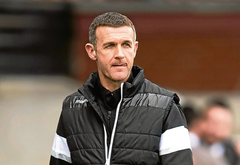 Ross County gather McIntyre