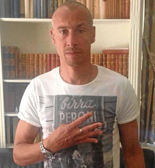 Celtic legend Henrik Larsson showed his support for the #4Pete campaign.