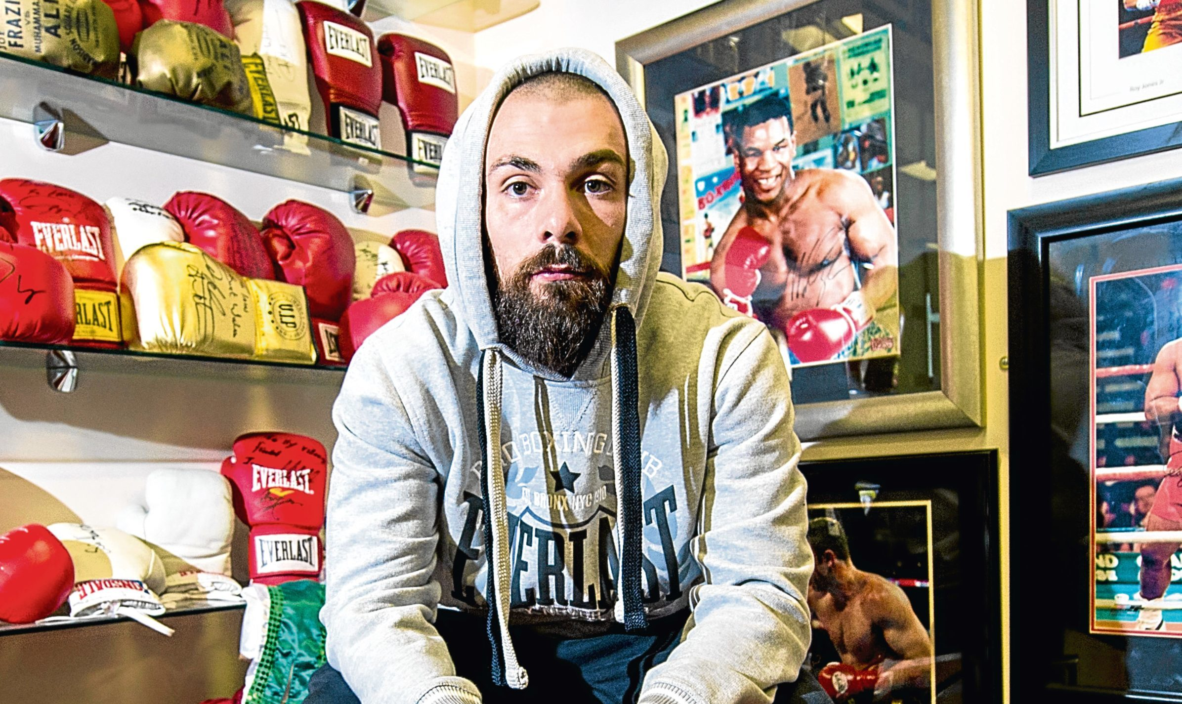 Iron Mike Towell