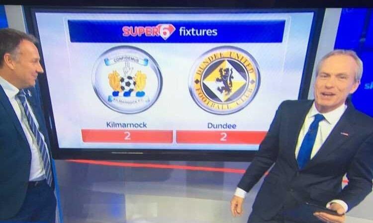The Sky Sports News gaffe