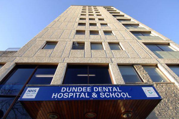 Pic Alan Richardson Dundee Pix-AR.co.uk  Dundee Dental Hospital and School