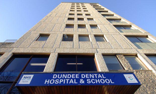 Dundee Dental Hospital.