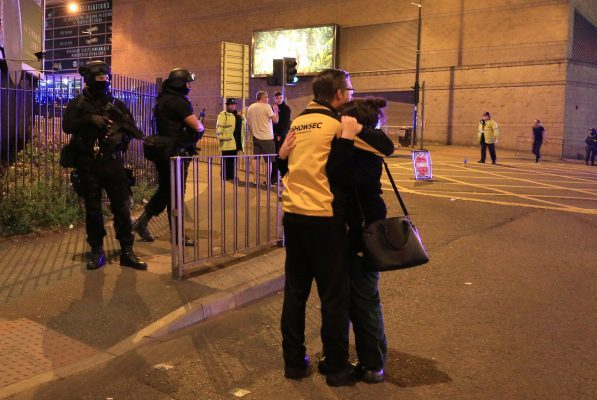 Manchester Arena incident