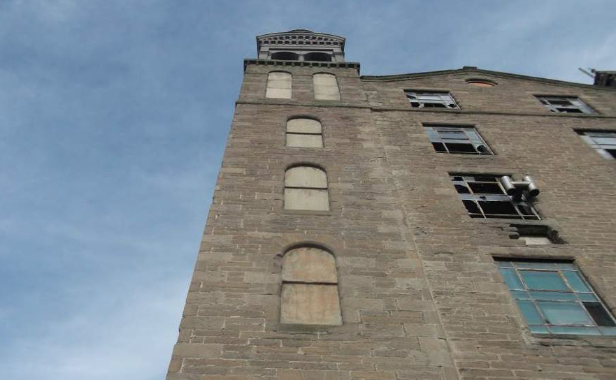 Bell Mill at Lower Dens Works