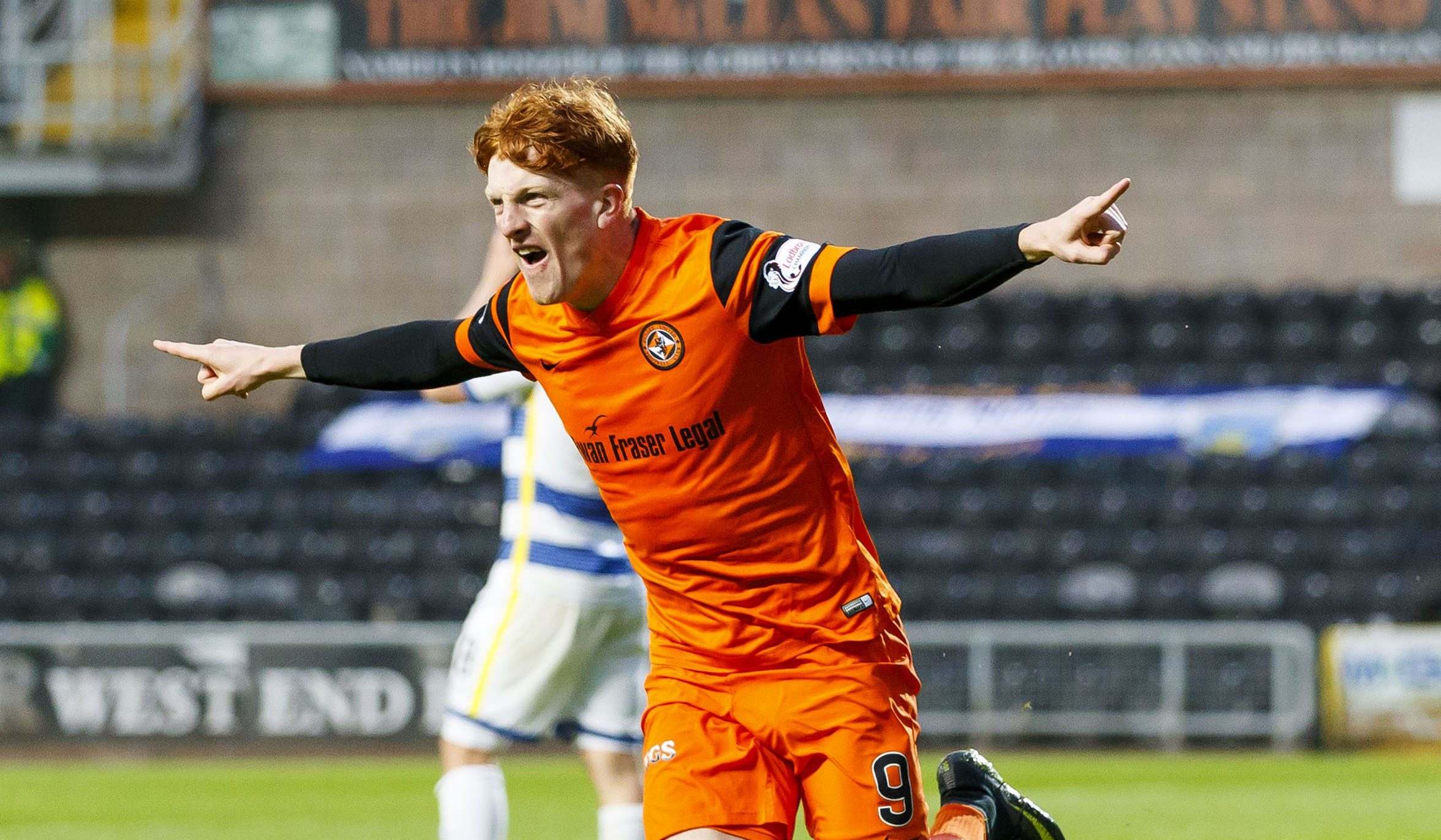 Simon Murray could once again appear in a Dundee United shirt