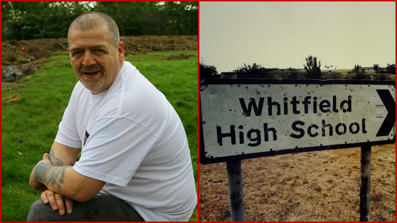 Kevin Thomson hopes to relive some fond memories at the Whitfield High reunion