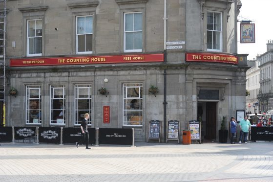 The Counting House in Reform Street