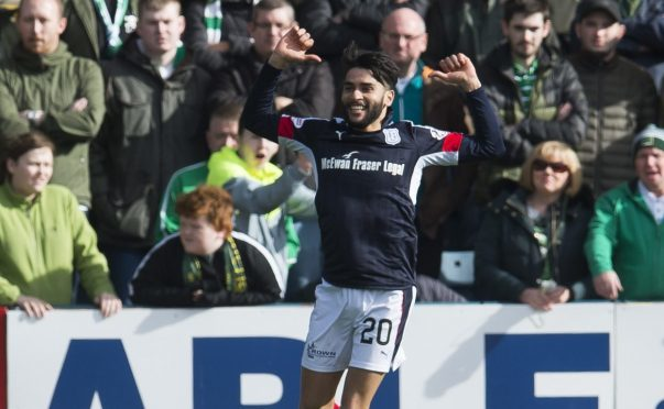 Dundee will be hoping for another wonder goal from Faissal El Bakhtaoui when they play Celtic at Dens on December 27.