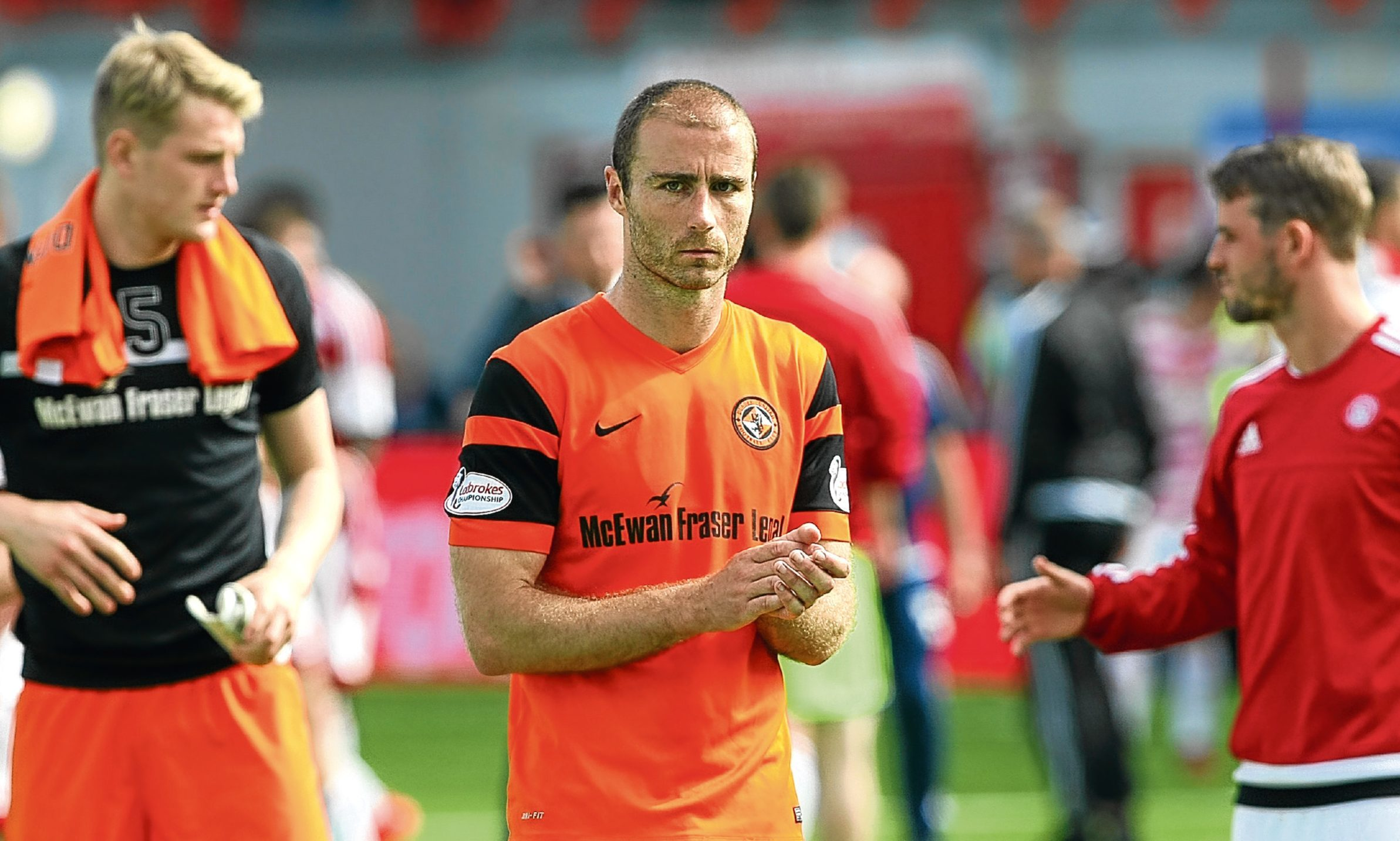 Sean Dillon has played his last game for Dundee United, after ten years of service at Tannadice and 346 appearances in Tangerine.