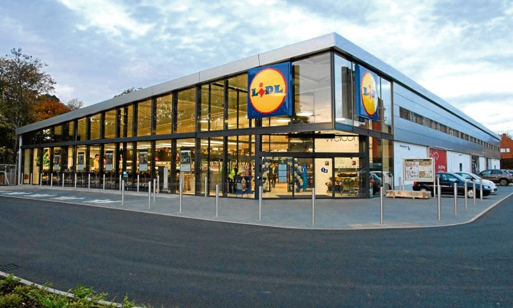 A Lidl is part of the plans