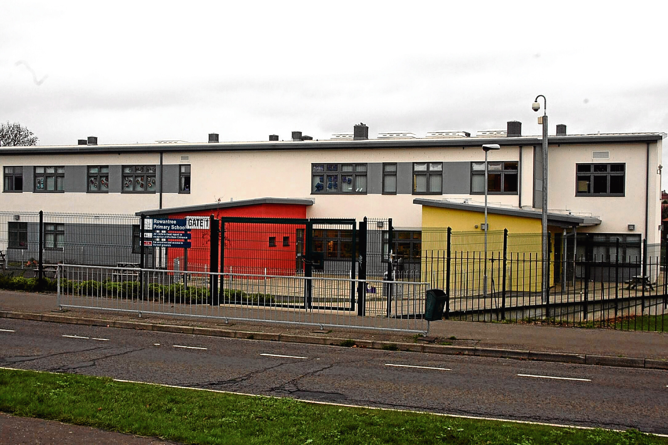 Rowantree Primary School, Dundee.
