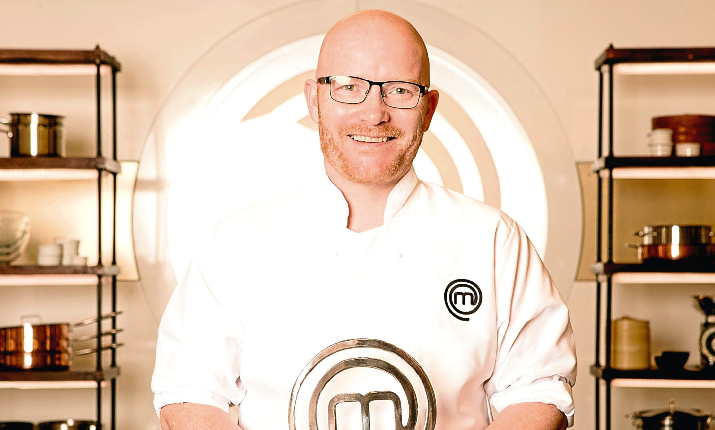 Gary Maclean, who won Masterchef: The Professionals last year.