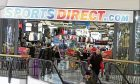 Sports Direct in the Overgate