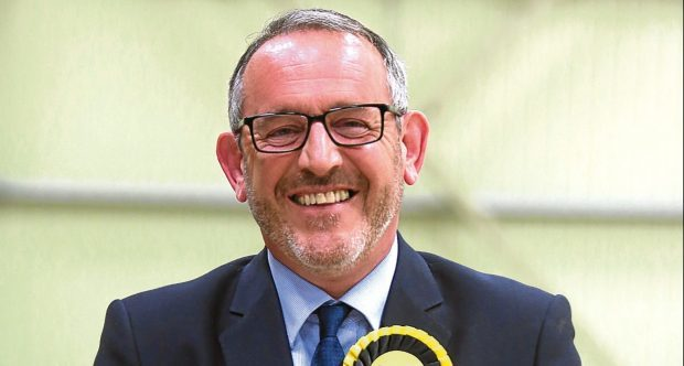 Stewart Hosie MP.