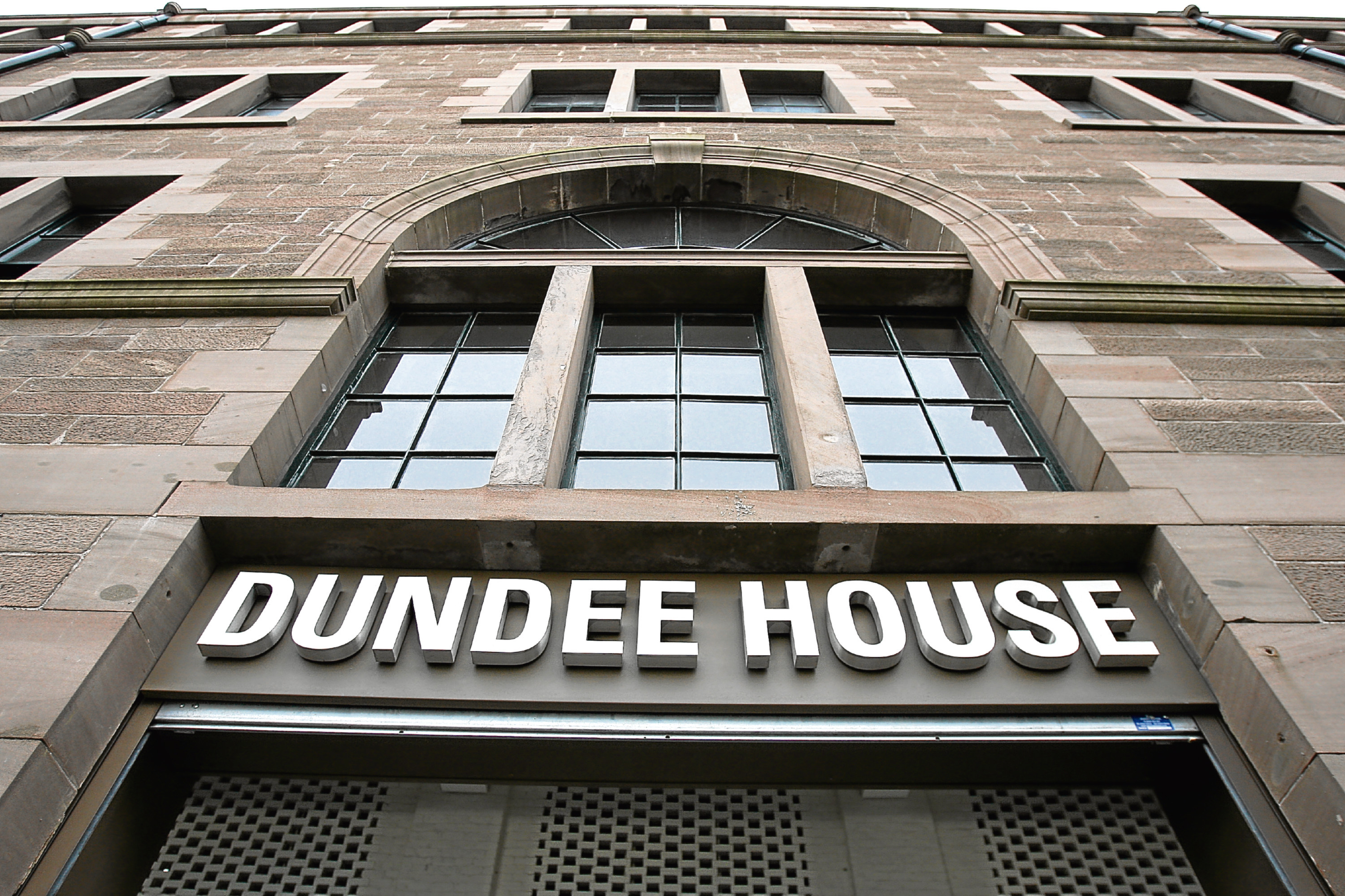 Dundee House, headquarters of Dundee City Council