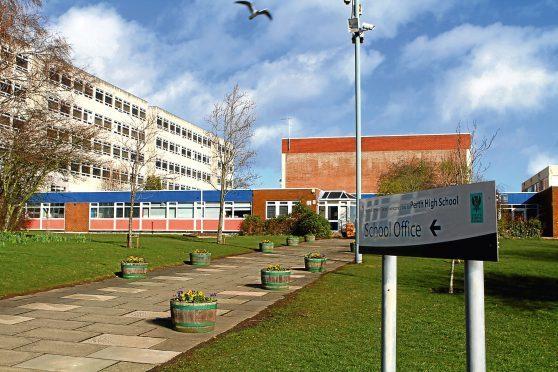 Maryam was enrolled at Perth High School.