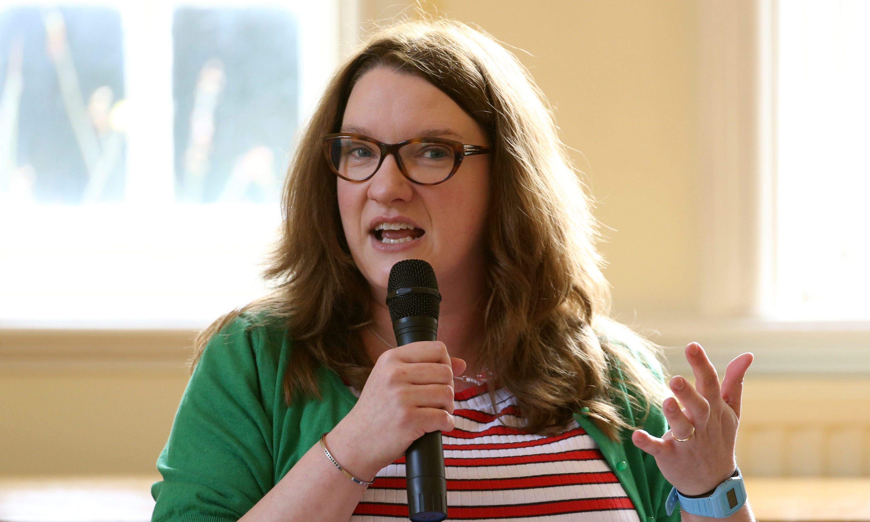 Award-winning comedian Sarah Millican