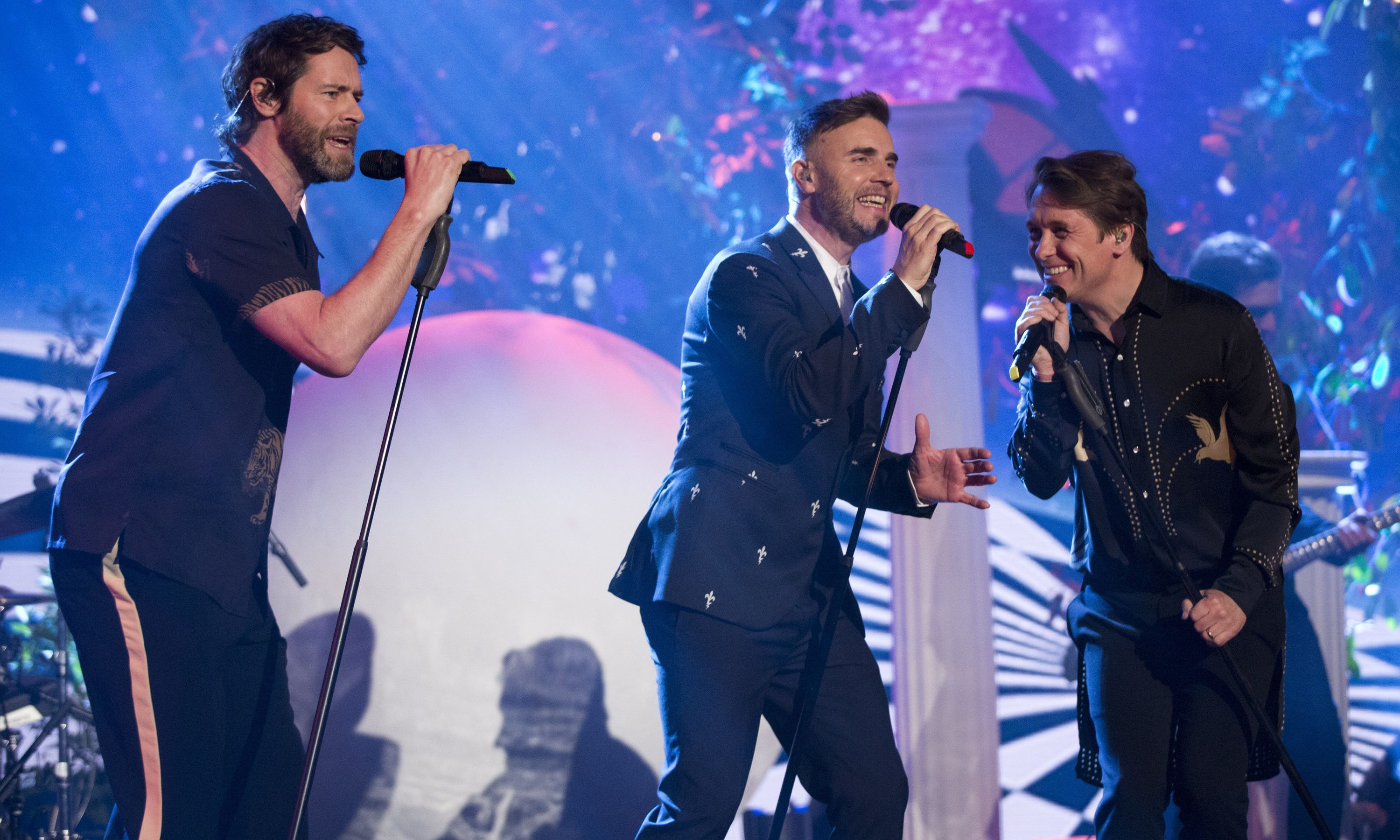 Take That will perform at the event