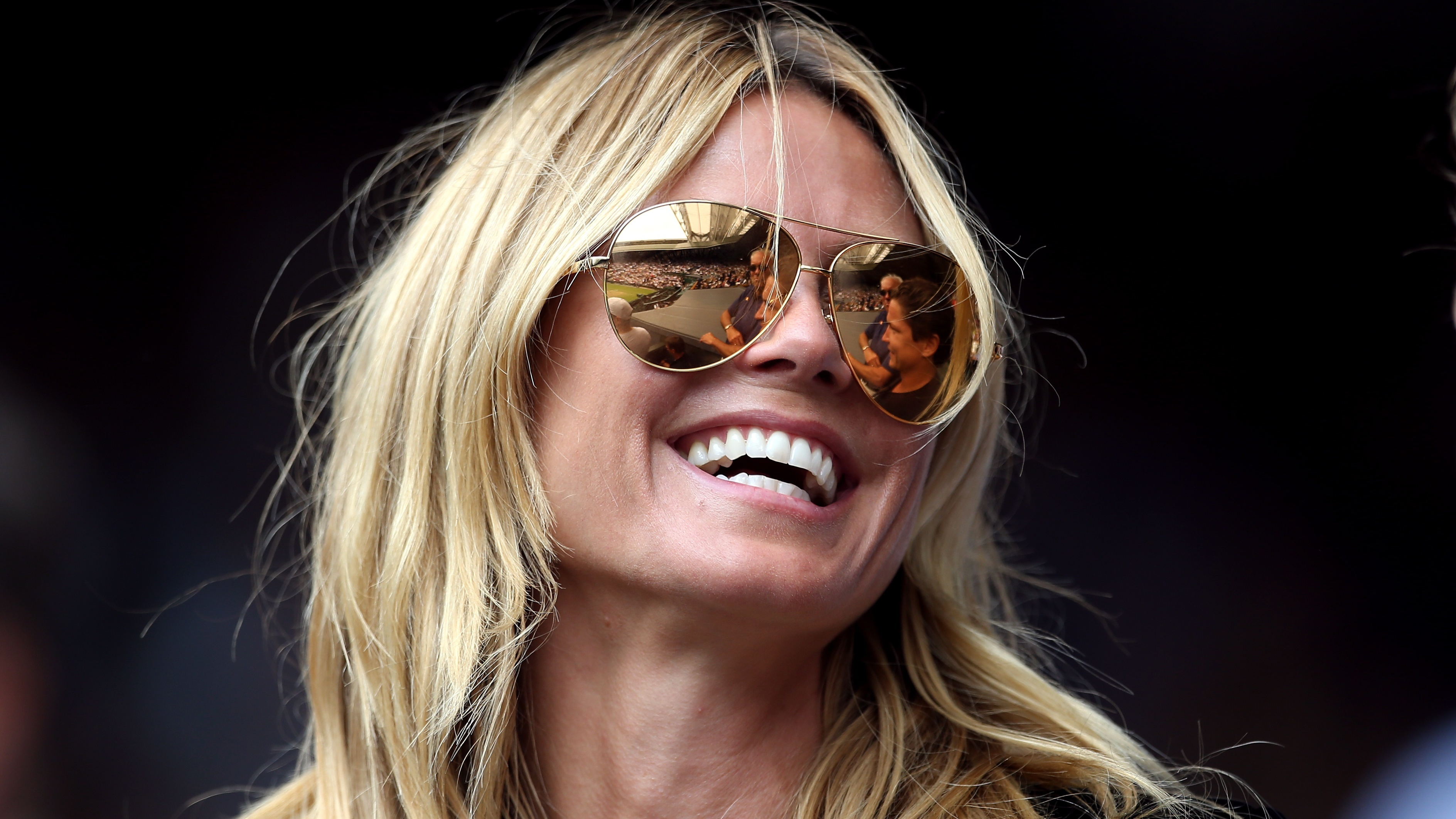 The supermodel has previously designed for brands such as Victoria's Secret and Birkenstock.