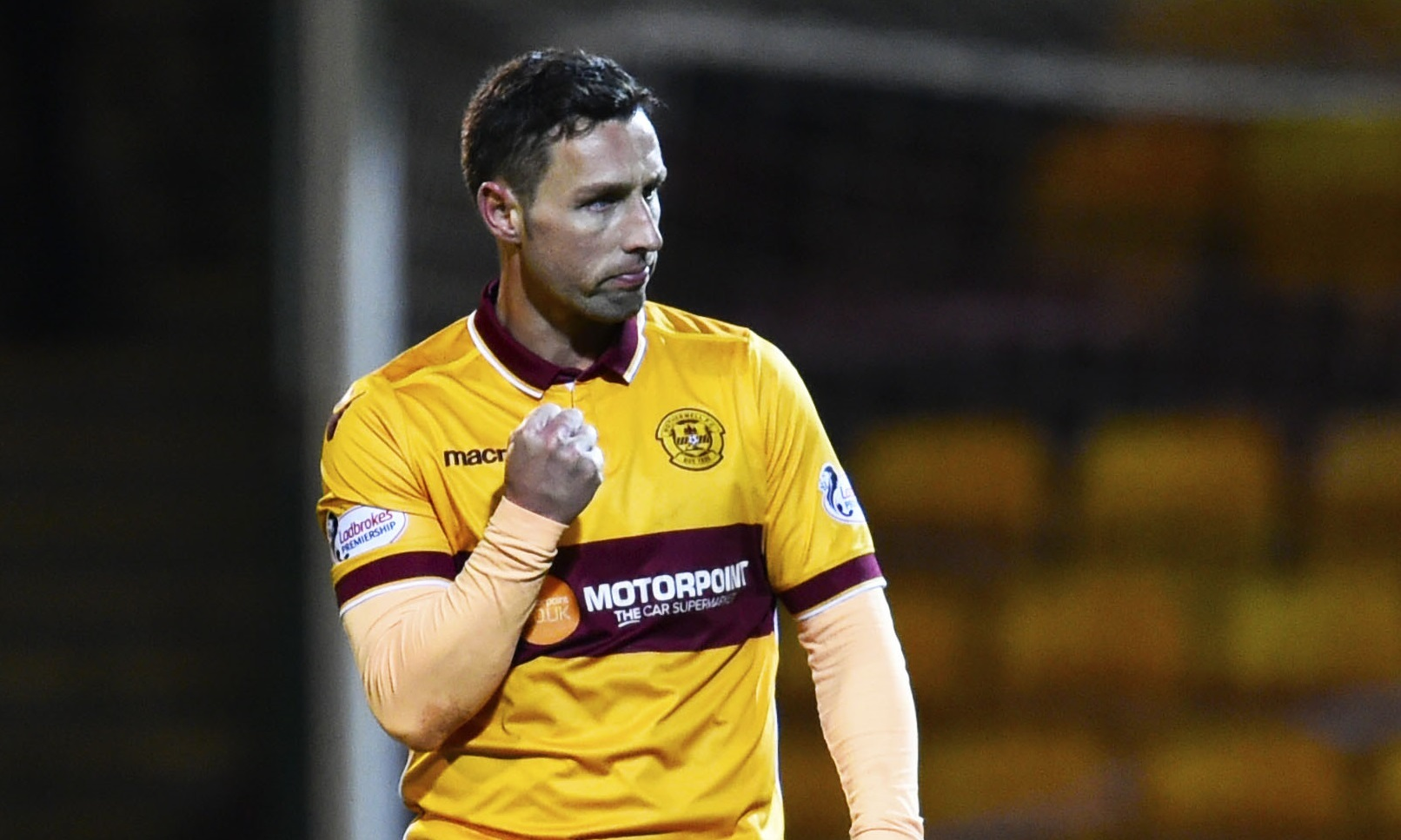 Scott McDonald is now a Dundee United player